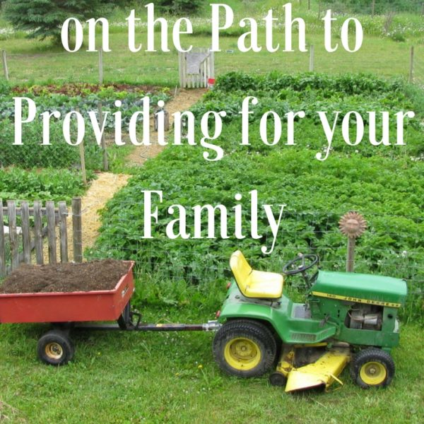 sel sufficiency, homesteading, country