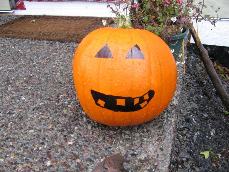 Baking Your Halloween Pumpkin!