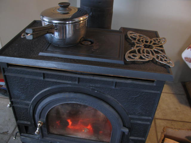 How to Clean out Your Woodstove