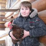 The Next Generation of Chicken Farmers
