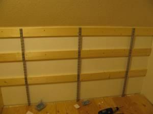 IMG 6343 300x225 Loft Closet   Part 3