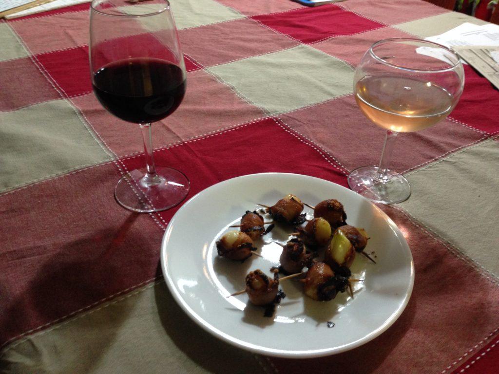 garlic recipe, food, bacon