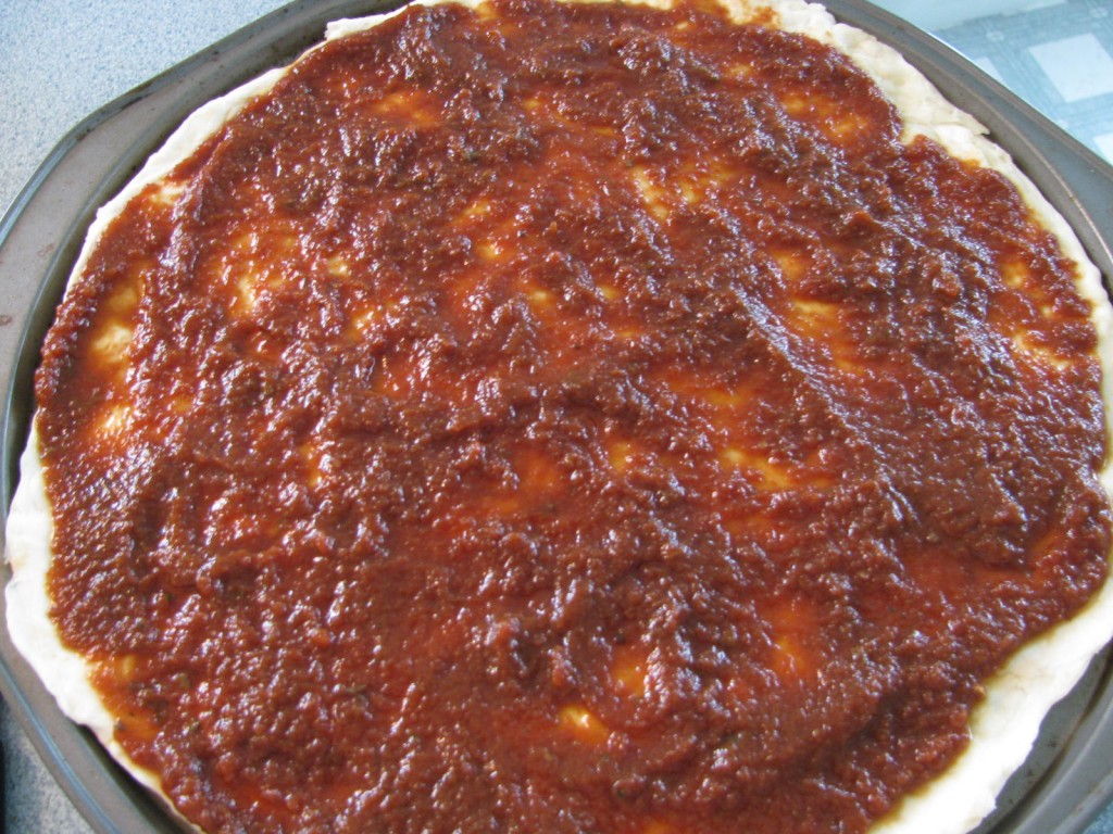make and can your own pizza sauce
