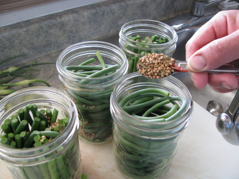 4 Ways to Preserve and Store Food
