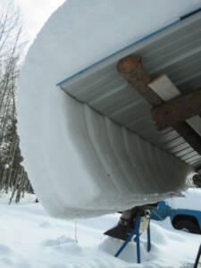 woodroom snow curl
