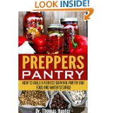 Prepper's Pantry – a Free eBook for You