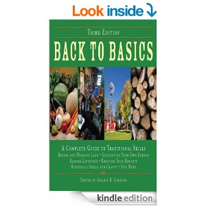 Back to Basics A Great Sale on Homesteading Books
