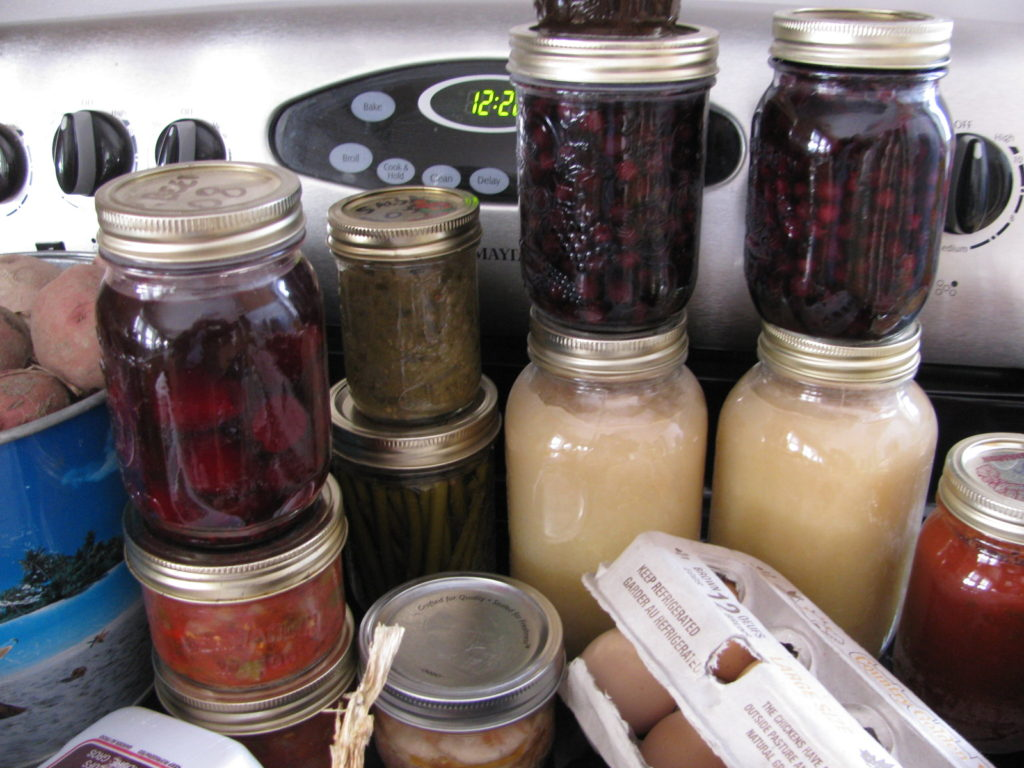 Start Canning to Save Money!