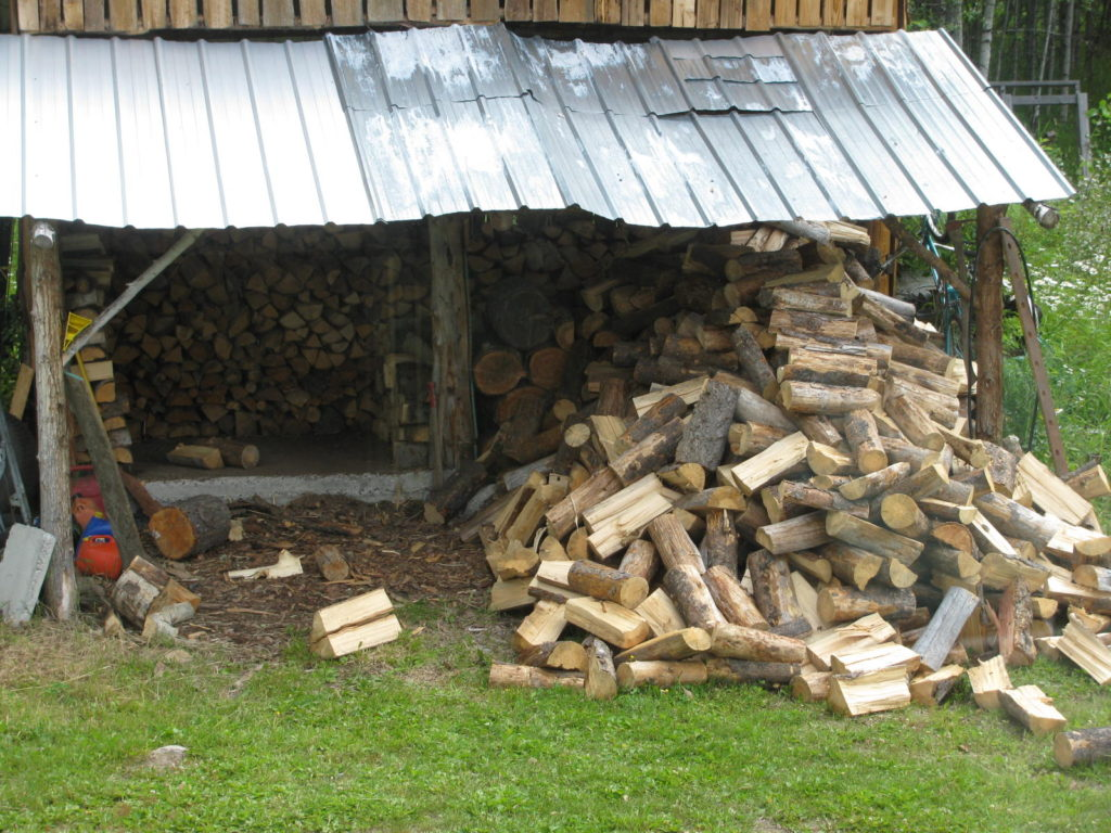 firewood, woodstove, cooking on a woodstove