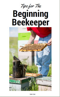 Tips for the Beginning Beekeeper –  a Book Review