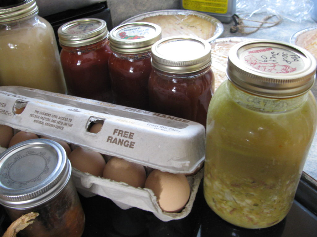 how to save money this month, food preserving, canning, freezing