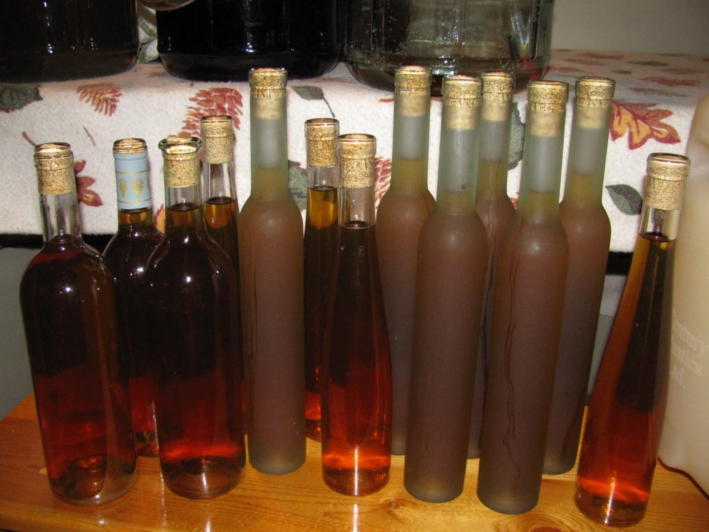 how to make dandelion wine