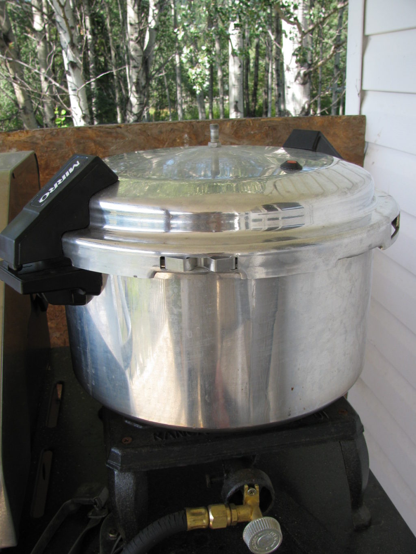 pressure canner, canning, preserving food