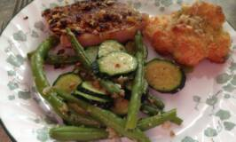 Turmeric Garlic Pork Chops – Recipe
