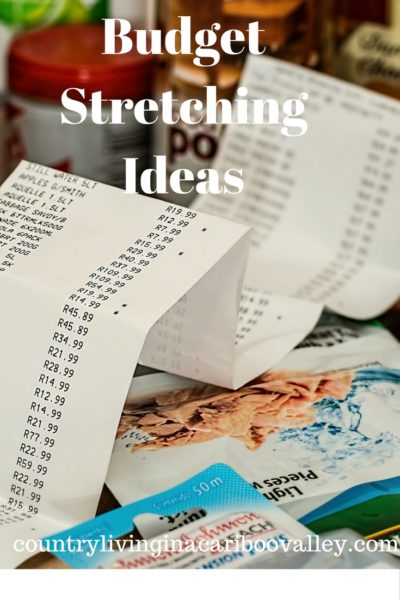 Budget Stretching – 5 More Ways to Save Money