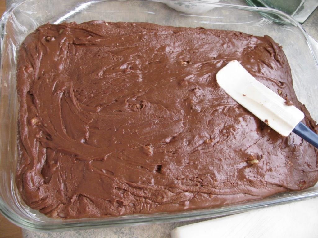 Make this fudge for a special treat! #recipe #chocolate #Christmas #fudge