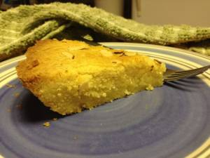 Boeterkoek - Almond Butter Cake