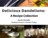 Cooking with Dandelions!