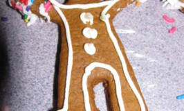 Gingerbread Men – Recipe