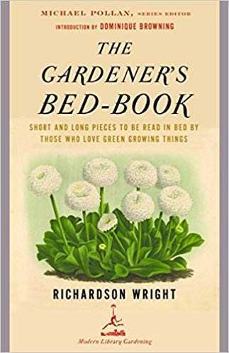 A gardening book is a nice gift idea for the gardener.
