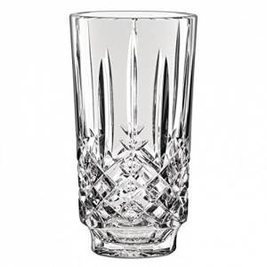 A crystal vase is a lovely gift for the gardener who loves cut flowers.